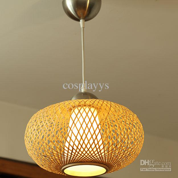 Captivating 2018 Bamboo Lamps Pendant Light Multithread Rustic Living Room Lights  Restaurant Lamp From Cosplayys, $204.23   Dhgate.Com