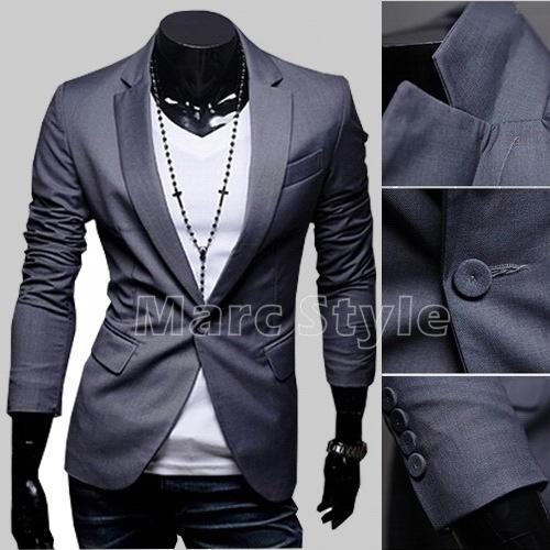 2017 Mens Suitsmens Cheap Suits Business Gentleman Luxury Black ...
