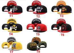 Wholesale Snap Back Street - Wholesale 2013 New Trukfit Snapbacks Hats Caps Cheap Caps Snap Back Boy's Street Hat Hip Caps