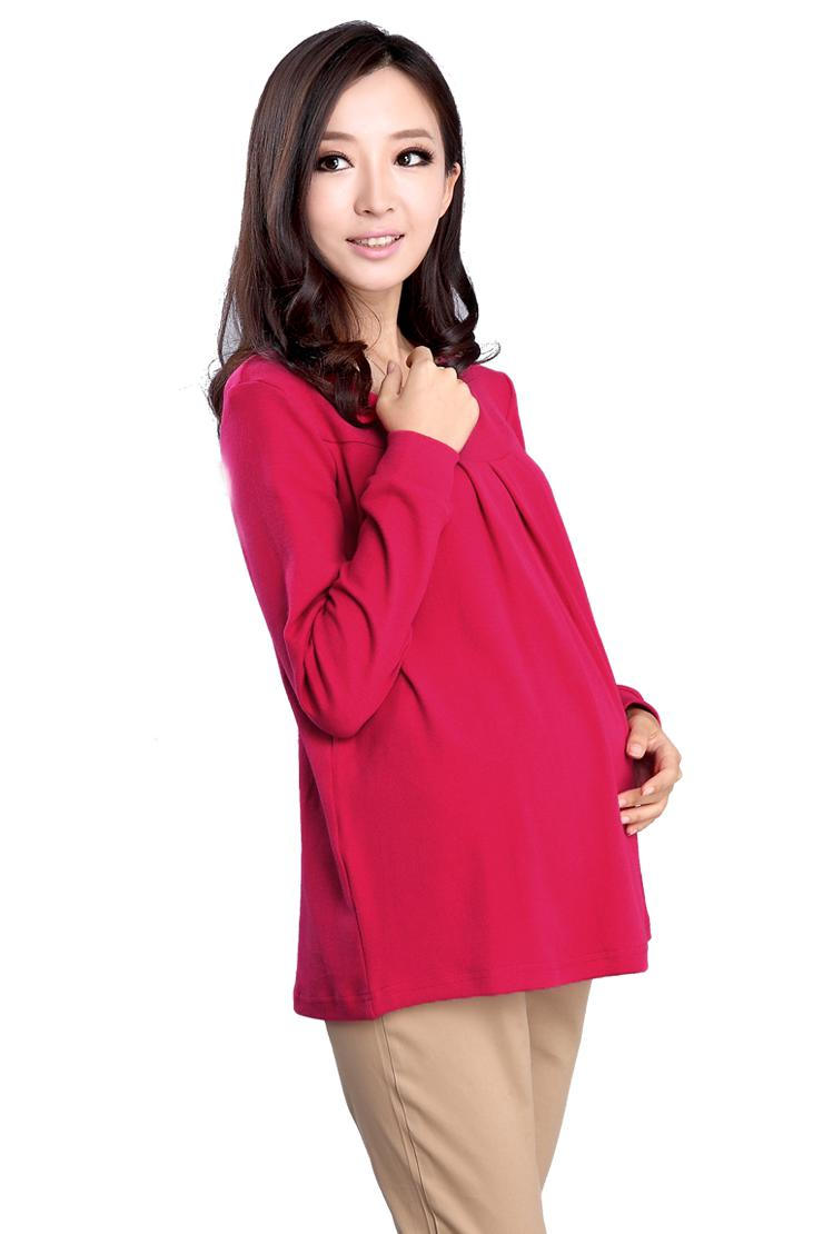 2017 2013 fashion maternity dress pregnant summer and autumn 2013 fashion maternity dress pregnant summer and autumn clothing loose and long sleeve shirt 5014 ombrellifo Gallery