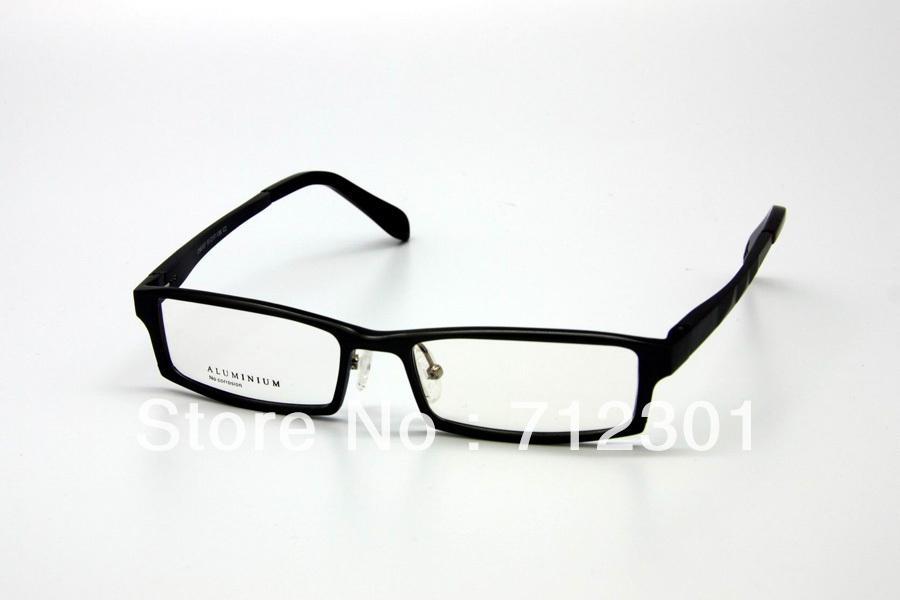 Vintage Aluminum Full Rim Glasses Frame, Designer Sports Eyeglasses ...
