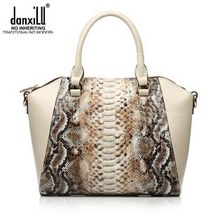 Fashion Handbags Leather Bag 2013 Work Bags Serpentine Pattern ...
