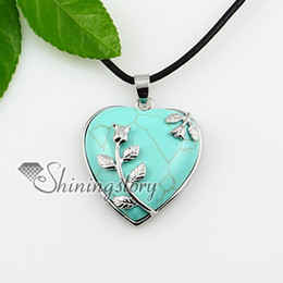 $enCountryForm.capitalKeyWord Canada - turquoise rose quartz agate opal amethyst jewelry with birthstones natural stone pendants Spsp0827TC0 Hand made jewelry Cheap fashion