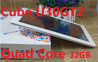 Wholesale cube inches quad core tablet for sale - Cube U30GT2 RK3188 Quad Core Tablet PC FHD Retina IPS Screen GB RAM GB Dual Camera