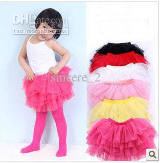 2018 Hot Sale Girls Tutu Skirts Baby Petti Girl Skirt Jumpers From Sincere 2 11669