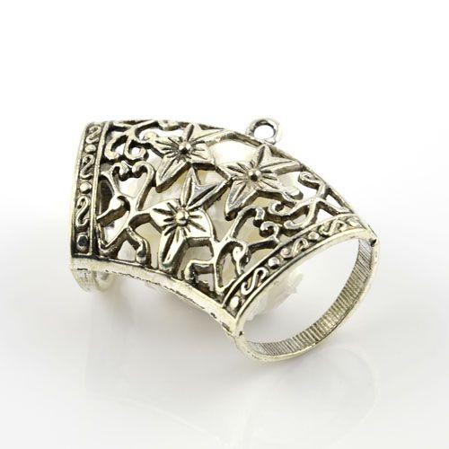 DIY Jewellery Scarf Findings Star Alloy Slide Holding Tube Charm, AC0021