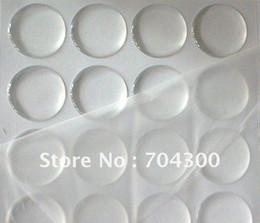 Resina epoxi circulo online-1 pulgada círculo etiqueta engomada de epoxy clara para la joyería de DIY 3D DOME CIRCLE STICKERS autoadhesivo puntos de resina adhesivos