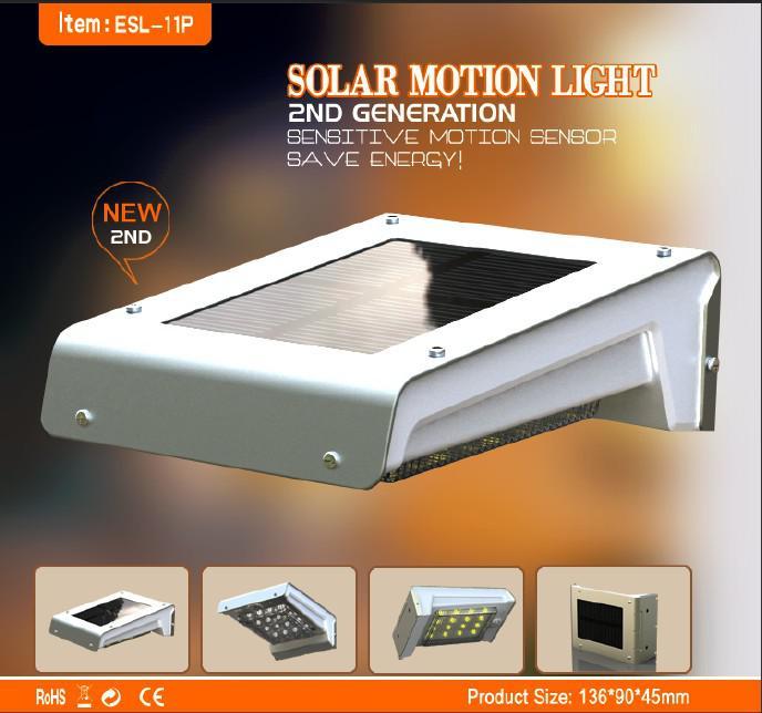 solar outdoor led lighting