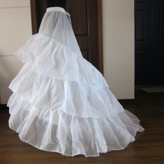 Big tail wedding dress accessories wholesale childrens petticoats big tail wedding dress accessories wholesale childrens petticoats hooped petticoats from sunshine9000 6449 dhgate junglespirit Choice Image