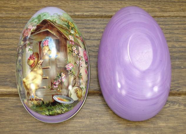 Cabochon decorazioni pasquali Confezione di caramelle di latta uova di Pasqua alla moda 8 disponibili tutti gli zoccoli