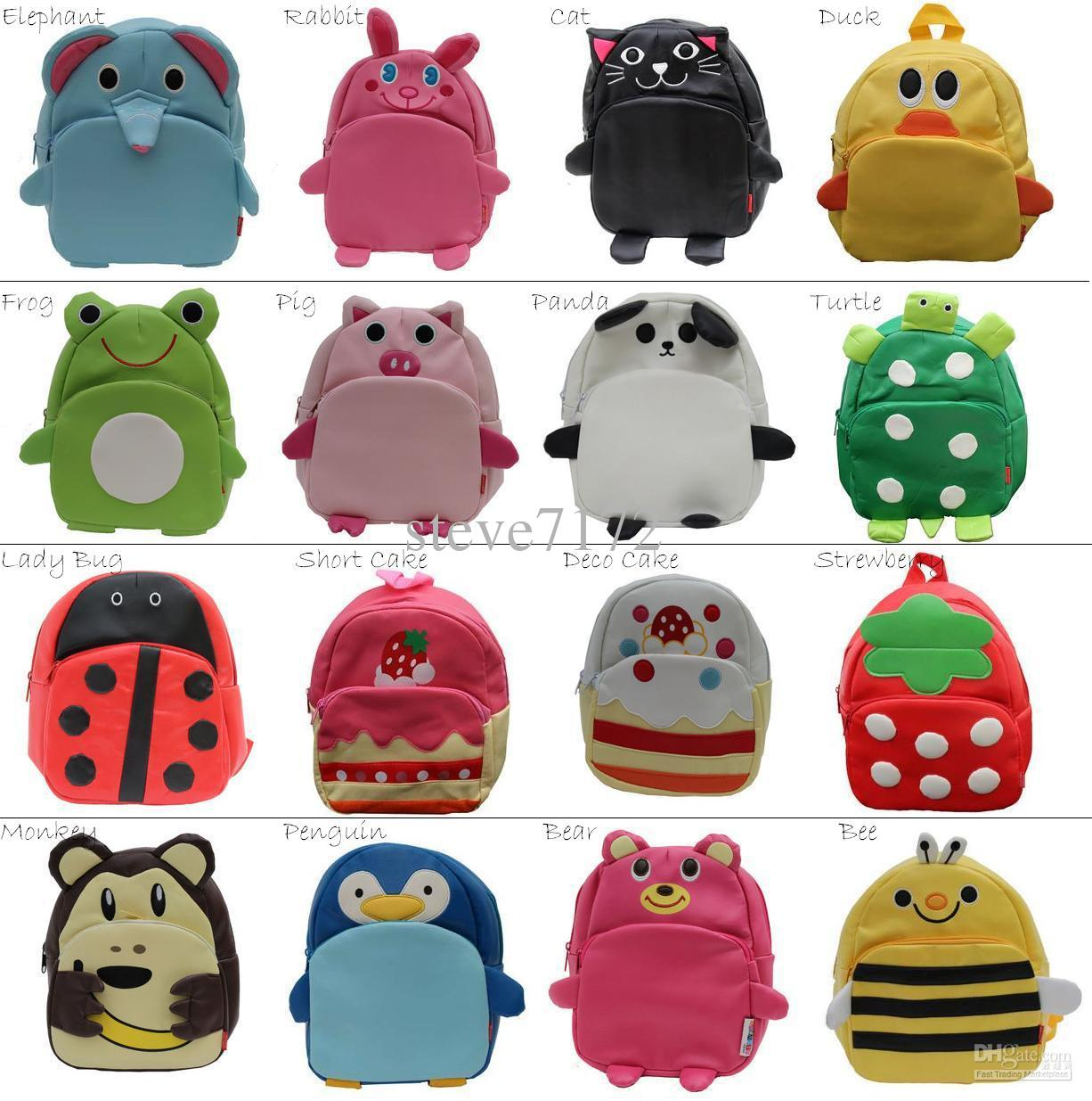 Backbags Baby Handbags Bags Boys Bags Girls Backpacks Kids ...