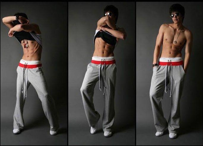 nuovi uomini maschili abbigliamento sportivo maschile pantaloni casual da uomo più pantaloni larghi pantaloni maschili