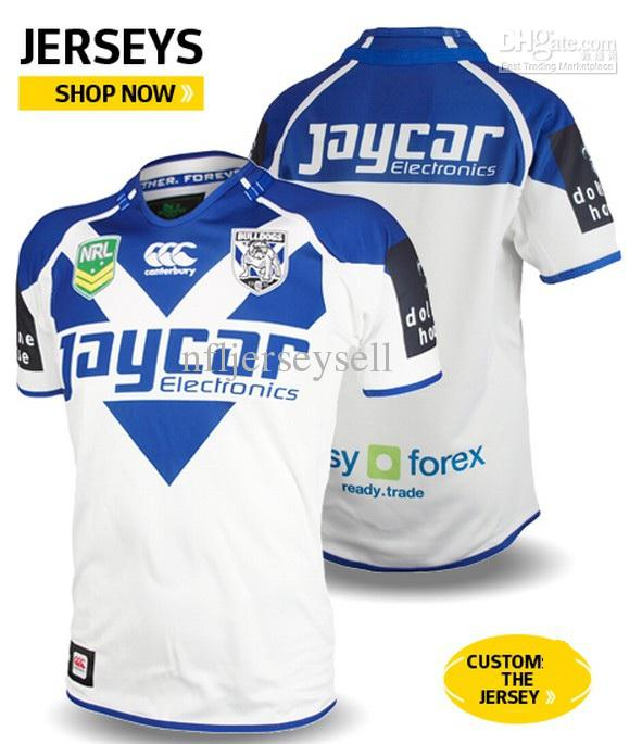 RETAIL NRL Canterbury Bankstown Bulldogs 2013 Mens Home Jersey UK 2019 From  Nfljerseysell 6bf6c2e64d81