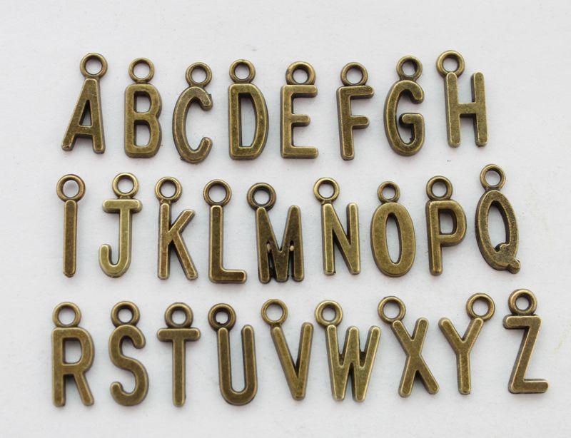 Assortiment Bronze métal en métal en métal de bronze en métal de bronzage # 22789 pour la fabrication de bijoux