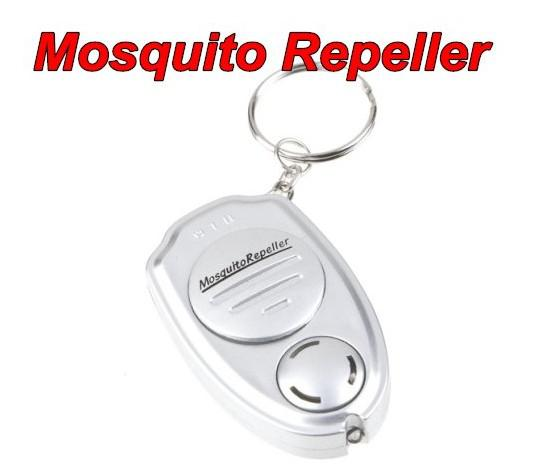 Répulsif de moustique d'insecte pour le parasite / insecte nouveau clip de clé électronique ultrasonique