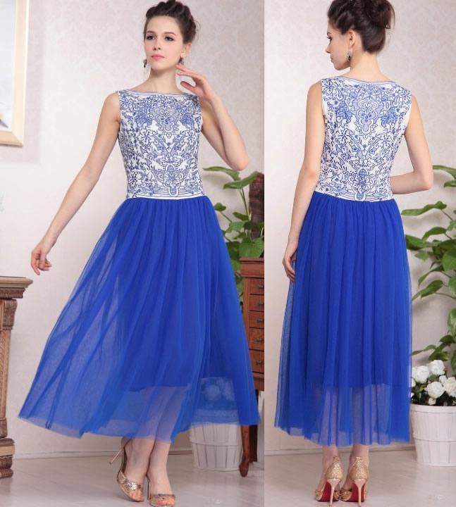 Ladies maxi day dresses