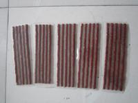 Wholesale Tire Seals - 180pcs  lot Wholesale 7.8'' (20cm)Tubele TIRE REPAIR Seal Strings rubber strip Inserts