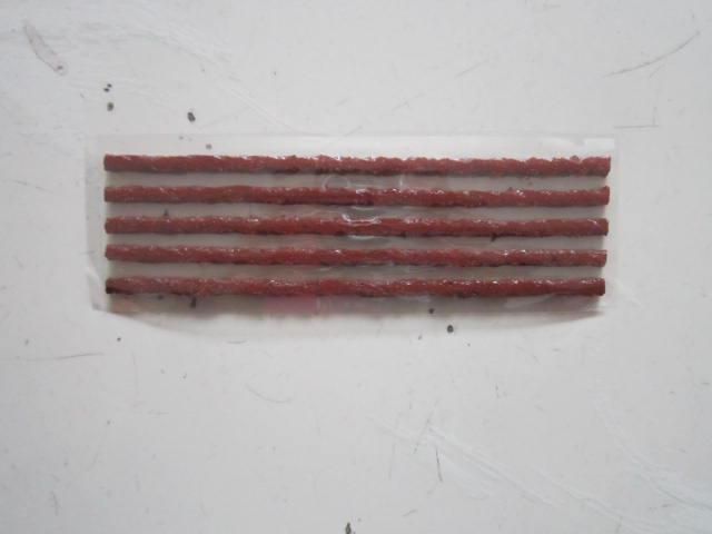 / Vente en gros 7.8 '' 20cm Tubele REPAIR PNEUMATIQUES Joint de bande de caoutchouc Inserts