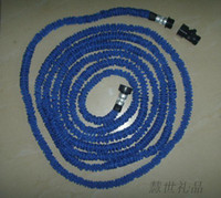 Wholesale Oem Hose - do dropshipping 25 50 75FT Expandable & Flexible Water Garden , Blue COLOR Original hose OEM Expandable Flexible WATER GARDEN