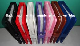 Wholesale Onda Keyboard Case - 7 inch Keyboard Leather Cover Case with Bracket USB 2.0 For N77 Q88 Onda Ainol A13 VIA8850