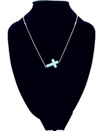 Wholesale Wholesale Mens Rosary Necklace - Mens Beckham Cross Pendant Black Rosary Beads Necklace Free Shipping
