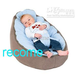 Delicieux 2018 New Born Baby Toddler Beanbag Chair, High Quality Suede Doomoo Seat,  Kids Relax Bed From Recome, $15.29 | Dhgate.Com