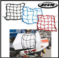 Wholesale Motorcycle Helmet Cargo Net - Retail Luggage Cargo Boot Net Bike Motorcycle Helmet Storage Holder Package Carrier Bag