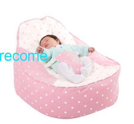 2016 Deep Sleep Baby Beanbag Sofa Beds Kids Sleeping Pod