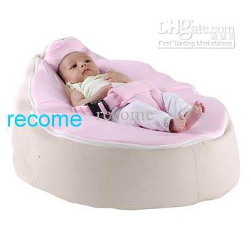 2018 Original Doomoo Seat, Plain Baby Pink Top Beanbag Chair, Sleeping Bean  Bag Beds From Recome, $15.29 | Dhgate.Com