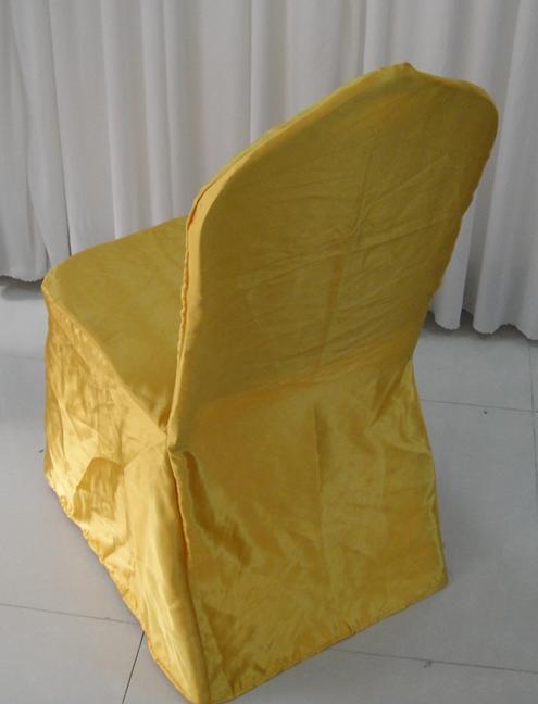Copertura della sedia Round Top Oro banchetti raso con spedizione gratuita Usa Wedding 5 Superficie può scegliere
