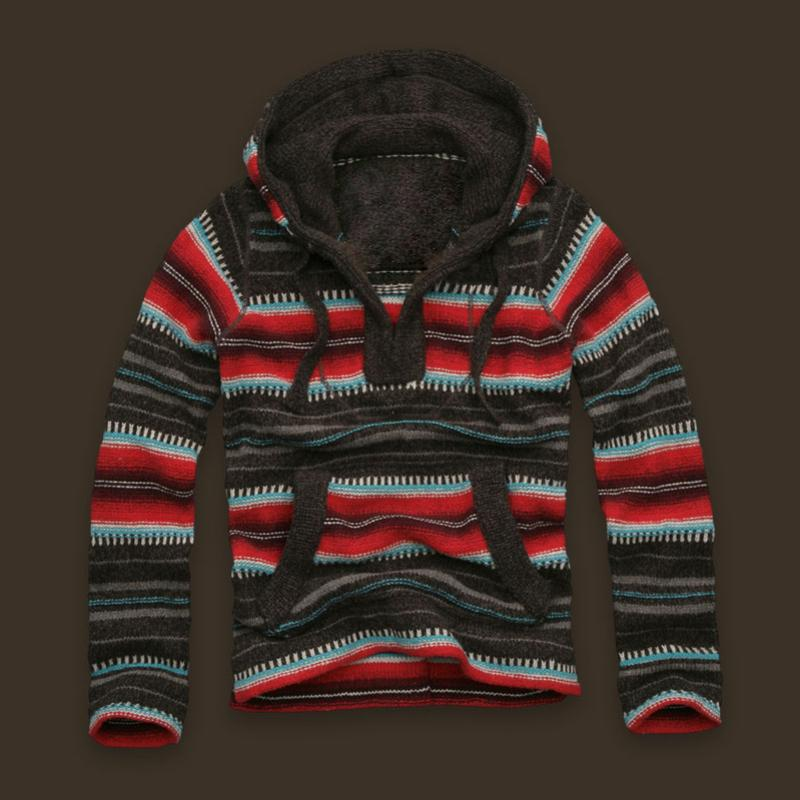 2018 2013 Knitted Pullovers Long Sleeve Hoody A New Arrival F ...