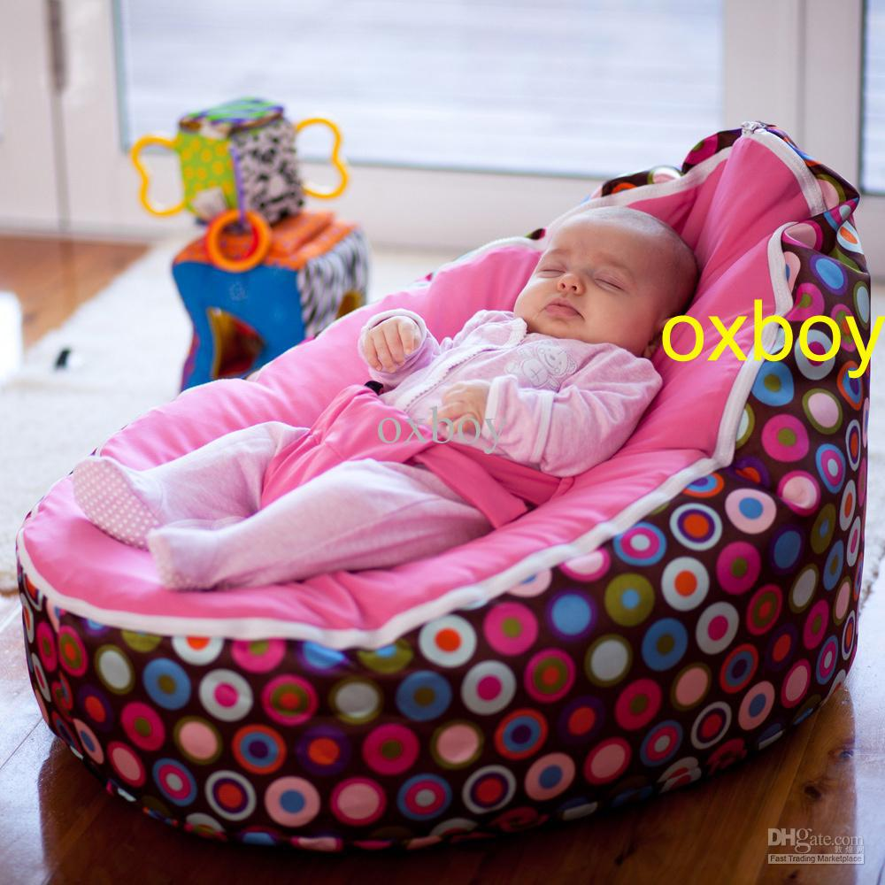 Free Shipping Winnie Bear Baby Beanbag Seatpooh Design Doomoo Bean Bag Sofa Beds Kid Cot 2018 From Oxboy 1607