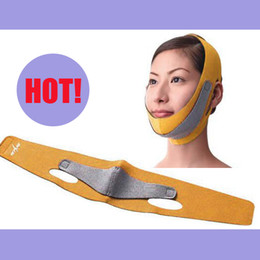 Wholesale Fat Reduce Belt - Thin Face Mask Slimming Bandage Skin Care V Shape And Lift Reduce Double Chin Fat Wrinkle Removal Belt
