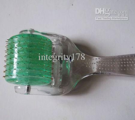 Retail MT 192 Titanium alloy micro needle derma roller , Titanium dermaroller roller
