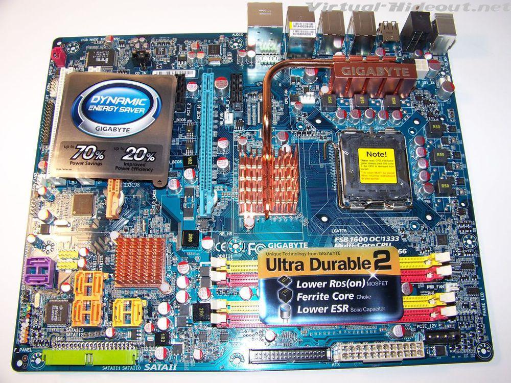 2019 Gigabyte Technology GA EP35 DS3L LGA 775 Intel Desktop