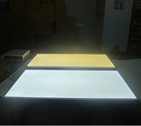 Wholesale Led Lighting For Suspended Ceilings - Color temperature ajustable & dimmable LED panel light for ceiling lighting with wireless controller, 600mm*600mm*11mm,3200lm 46W
