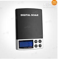 Wholesale Digital Mini Lab - Free Shipping 1000g 0.1g Mini Digital Pocket Jewelry Medical Lab Weigh Scale Balance