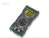 Wholesale Mastech Ms8233c - Digital Multimeter Detector Non-Contact Range MASTECH MS8233C Free Shipping
