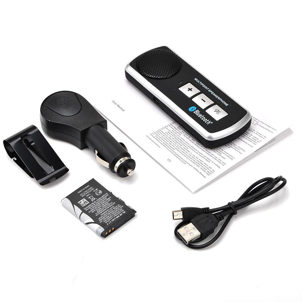 2018 new wireless bluetooth handsfree car kit speakerphone mp3 2018 new wireless bluetooth handsfree car kit speakerphone mp3 player from tabletzone 3926 dhgate sciox Images