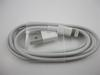 8 Pin USB Cable for iPhone5 iPhone 5 mini ipad 4 ipod itouch 5 Nano7 1500pcs in stock 1M great sale