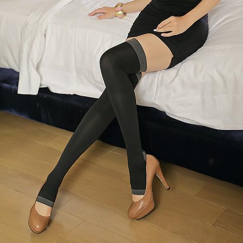Women Slim Sleeping Beauty Leg Shaper Compression Burn Fat Thin Socks  Stockings Sleep Socks Anti Varicose Socks Slim Sleeping Socks Online with   2.81 Pair ... 3e479461f180