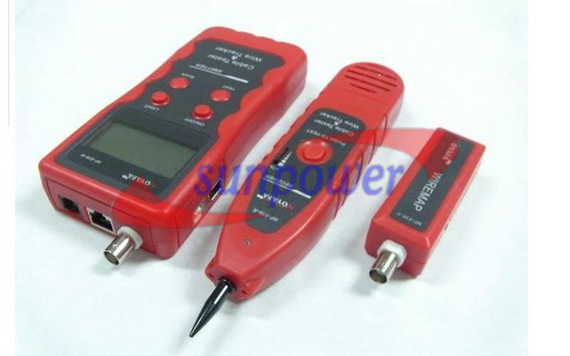 Network Cable Tester Tracker Phone Line Tester Bnc Network