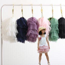 Wholesale Tutu Ball Gown Pink - girls' tutu skirts baby rara-skirt ball gown miniskirt accordion-pleated skirt gift D10