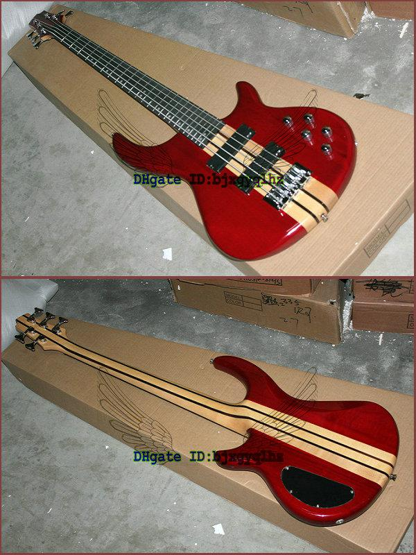 custom one piece neck 5 strings bass electric bass guitar from china bass guitar fingering chart. Black Bedroom Furniture Sets. Home Design Ideas