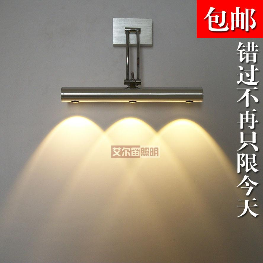 2018 led mirror light ming mounted led spotlight 3w wall lights 2018 led mirror light ming mounted led spotlight 3w wall lights bathroom mirror cabinet led wall lamp modern brief lamps from succeed2013 6449 dhgate aloadofball Image collections