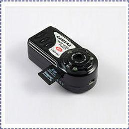 Wholesale Hk Vision Camera - HK POST Free Shipping New Night Vision Mini video Camcorder,Mini DV spy Camera Recorder T8000