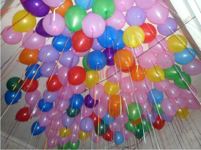 Hot Selling Lovely 10 Latex Decorative Balloons For Wedding Birthday