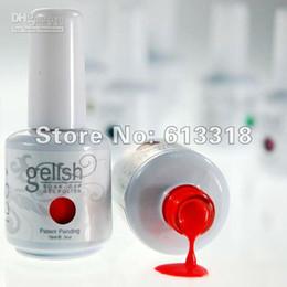 Wholesale Gel Polish Free Ems - Free EMS Shipping !Pretty Color! IDOGelish gel Soak Off UV LED Gel Polish,15ml (22pcs Nail Gel+Free