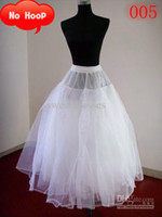 Wholesale Best Sell Wedding Dresses - 2015 Best selling pretty bridal dresses petticoats undergarment slip bridal Accessories A-line petticoat for wedding dresses