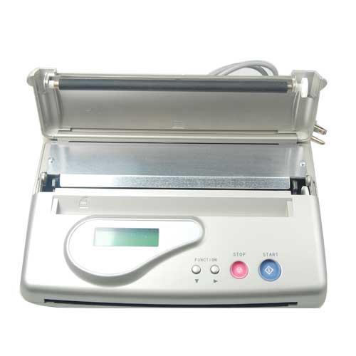 USA Dispatch free shipping Tattoo Transfer Machine LCD Display thermal Copier Stencil Machine Kits Supply ZY006